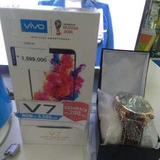 Vivo v7 24mp clearer selfie ferfect camera
