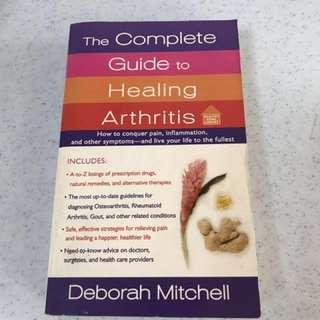 Healing Guide To Arthritis