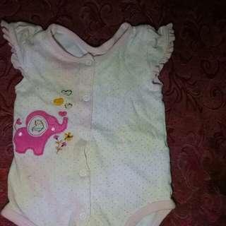 Babies girl rompers free