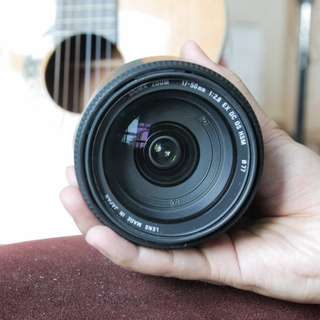 Sigma 17-50mm f/2.8 Canon Mount