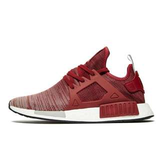 Adidas NMD XR1 Gradient Red
