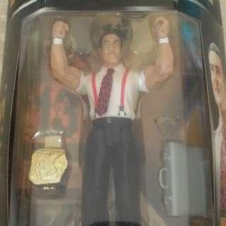 WWE I.R.S.