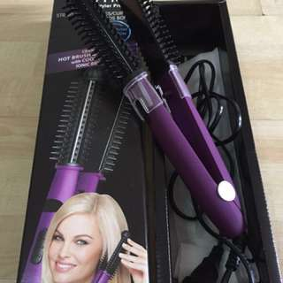 Ionic Pro ceramic hair curler Boon Lay