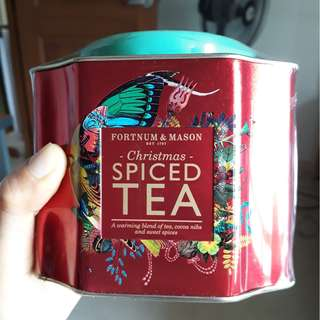 Christmas Spiced Tea (Fortnum and Mason)
