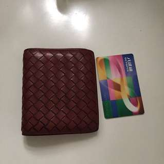 Original mens wallet(Bottega Veneta brand)
