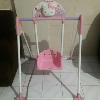 Ayunan Anak Anak Hello Kitty