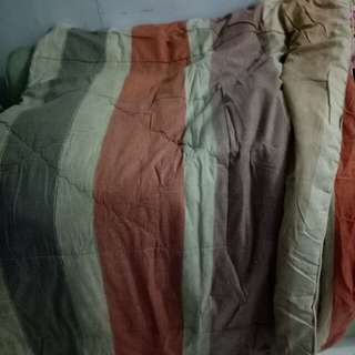 Bedcover size 180x160