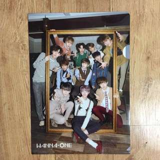 WANNA ONE FAN-CON Folder