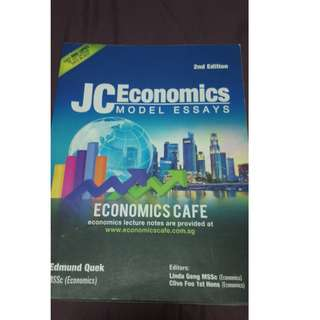 JC GCE A Level Economics Model Essays (H2 ECONS / H1 ECONS)