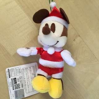 米奇聖誕造型吊飾