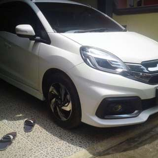 Honda Mobilio RS AT 2015