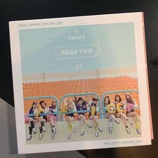 TWICE CHEER UP THAI ALBUM (MINA PC)