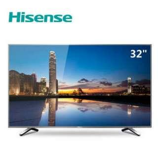 """HISENSE 32"""" LED TV 32D52"""