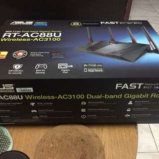 Asus router RT-AC88U