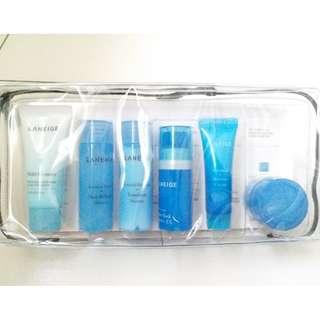 Laneige Moisture Care Travel Kit
