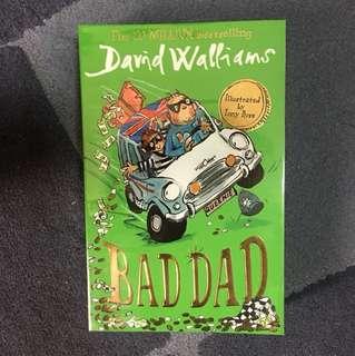 David Walliams Bad Dad