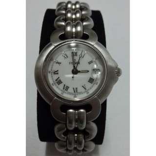 Fendi 典雅 鋼帶手錶