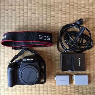 Canon EOS450D 單眼相機身