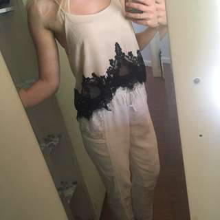 Crop top (forever 21) S