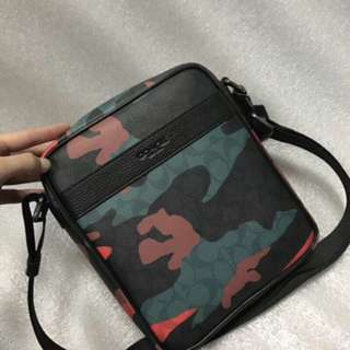 Authentic Coach sling bag Messenger bag