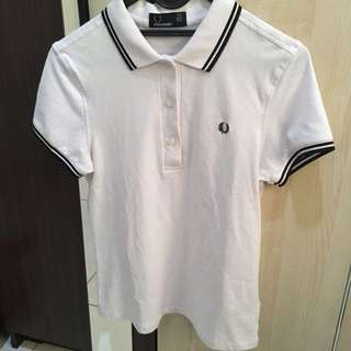 Fred Perry Woman Shirt