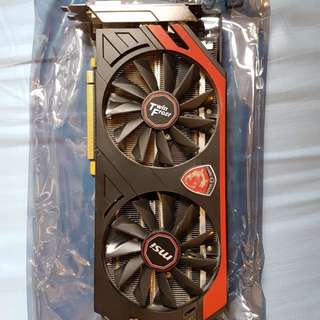 MSI R9 290 for sale