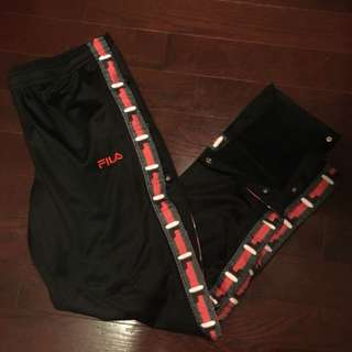 Fila Tear-Away Pants