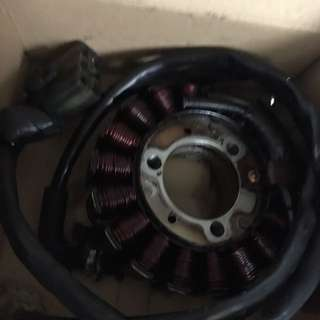 Selling CB400 spec 1 spare parts