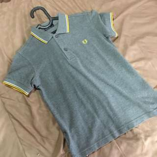 Fred Perry Girl Shirt