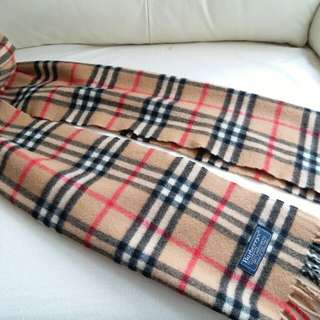 Burberry Vintage Scarf