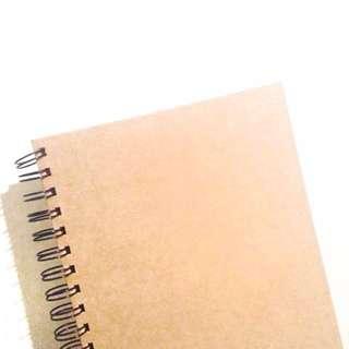 Craft Scrapbook with Photo Slots