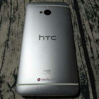 HTC M7 #Silver