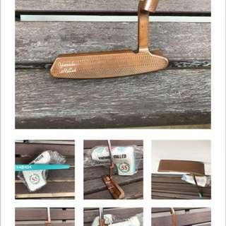"Yamada Milled Emperor II 34"" lovely copper patina finish"