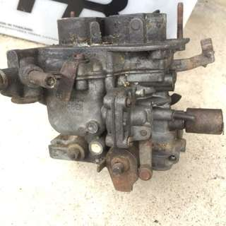 Weber 23-26 carburettor