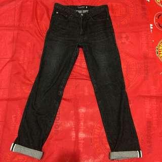Celana jeans Mens Ba-Tsu Div Selvedge Original Preloved