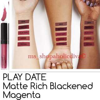 ❤️Authentic & LIMITED EDITION Authentic PLAY DATE COLOURPOP - ULTRA MATTE FULL SIZE