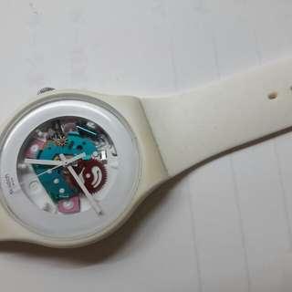 Swatch機械錶