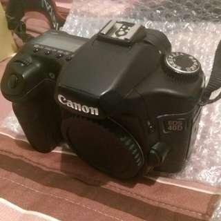 Canon 40D 單機身  水貨 價錢可談