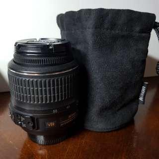 Nikon 18-35mm kit lens