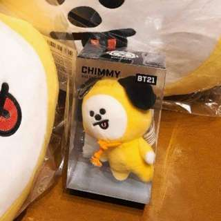 WTS Chimmy Bag Charm/ Key chain BT21