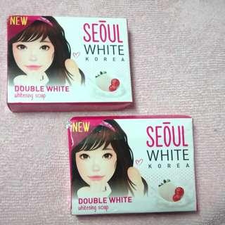 Seoul White Double Whitening Soap