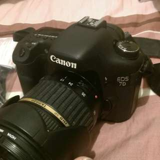 Canon 7D  單機身 水貨 議價可談