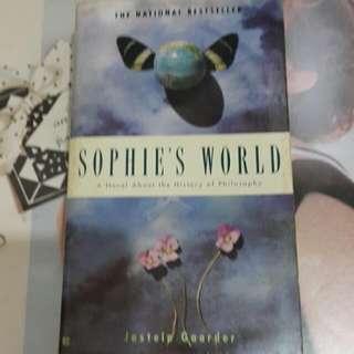 蘇菲的世界 原文書