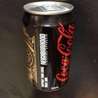 Neighborhood x 可口可樂zero 罐(收藏用)Coca-Cola coke