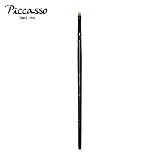 【愛來客】韓國PICCASSO 712極細短圓頭 遮瑕刷 眼線刷 化妝刷