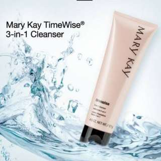 Mary Kay 3 In 1 Cleanser