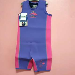 Konfidence Thermal Wetsuit for Girls