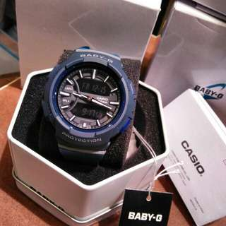 Authentic Casio Baby-G. D.3.8cm. Made in Japan. 1(one) year International guarantee.
