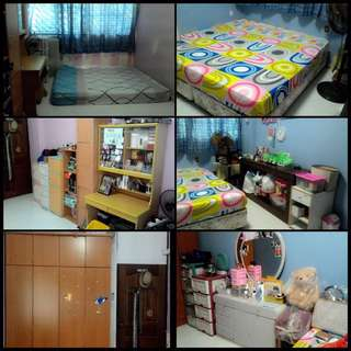HDB room rentals.. available on january 1, 2018