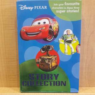 Disney Pixar Story Collection Box Set
